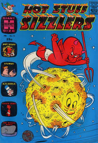 Cover Thumbnail for Hot Stuff Sizzlers (Harvey, 1960 series) #15