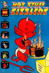 Cover Thumbnail for Hot Stuff Sizzlers (Harvey, 1960 series) #17
