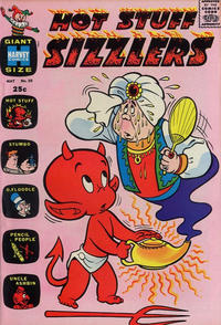Cover Thumbnail for Hot Stuff Sizzlers (Harvey, 1960 series) #20