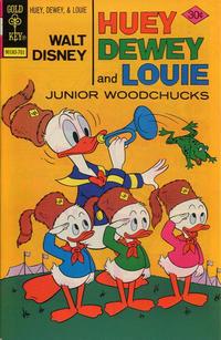Cover Thumbnail for Walt Disney Huey, Dewey and Louie Junior Woodchucks (Western, 1966 series) #42