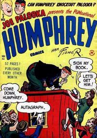 Cover Thumbnail for Humphrey Comics (Harvey, 1948 series) #2