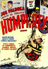 Cover Thumbnail for Humphrey Comics (Harvey, 1948 series) #3