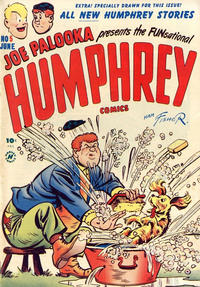 Cover Thumbnail for Humphrey Comics (Harvey, 1948 series) #5
