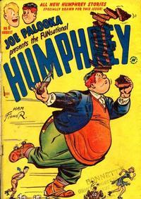 Cover Thumbnail for Humphrey Comics (Harvey, 1948 series) #6