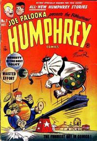 Cover Thumbnail for Humphrey Comics (Harvey, 1948 series) #7