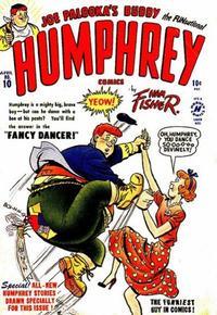 Cover Thumbnail for Humphrey Comics (Harvey, 1948 series) #10