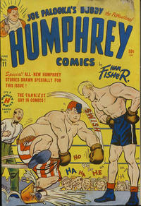 Cover Thumbnail for Humphrey Comics (Harvey, 1948 series) #11