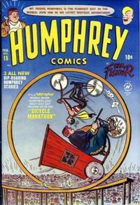 Cover Thumbnail for Humphrey Comics (Harvey, 1948 series) #15