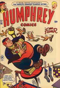 Cover Thumbnail for Humphrey Comics (Harvey, 1948 series) #16