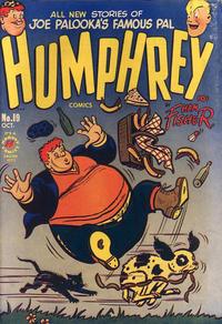 Cover Thumbnail for Humphrey Comics (Harvey, 1948 series) #19