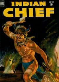 Cover Thumbnail for Indian Chief (Dell, 1951 series) #5