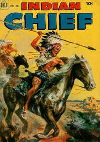 Cover Thumbnail for Indian Chief (Dell, 1951 series) #6