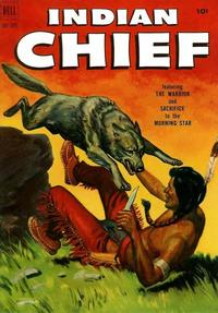 Cover Thumbnail for Indian Chief (Dell, 1951 series) #7