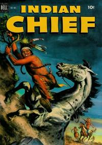 Cover Thumbnail for Indian Chief (Dell, 1951 series) #8