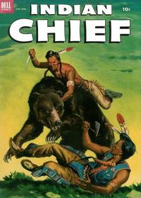 Cover Thumbnail for Indian Chief (Dell, 1951 series) #9