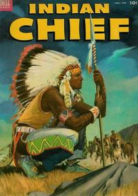 Cover Thumbnail for Indian Chief (Dell, 1951 series) #10