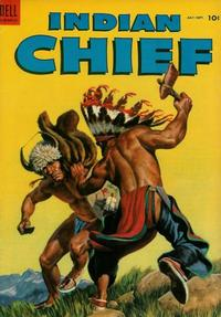 Cover Thumbnail for Indian Chief (Dell, 1951 series) #11
