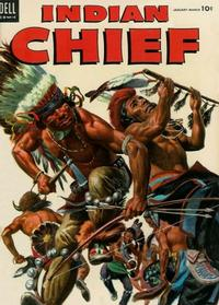 Cover Thumbnail for Indian Chief (Dell, 1951 series) #13