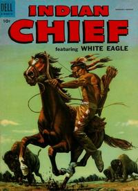 Cover Thumbnail for Indian Chief (Dell, 1951 series) #17