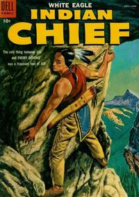 Cover Thumbnail for Indian Chief (Dell, 1951 series) #18
