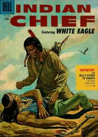 Cover Thumbnail for Indian Chief (Dell, 1951 series) #20