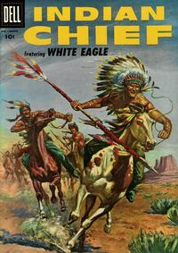 Cover Thumbnail for Indian Chief (Dell, 1951 series) #21