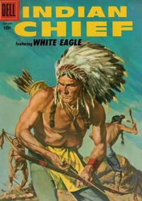 Cover Thumbnail for Indian Chief (Dell, 1951 series) #23