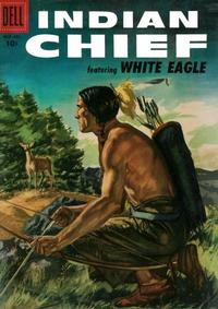 Cover Thumbnail for Indian Chief (Dell, 1951 series) #24
