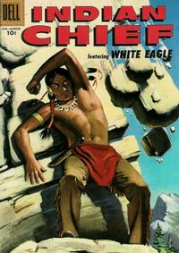 Cover Thumbnail for Indian Chief (Dell, 1951 series) #25