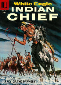 Cover Thumbnail for Indian Chief (Dell, 1951 series) #28