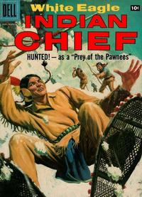 Cover Thumbnail for Indian Chief (Dell, 1951 series) #29