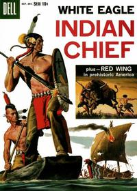 Cover Thumbnail for Indian Chief (Dell, 1951 series) #32