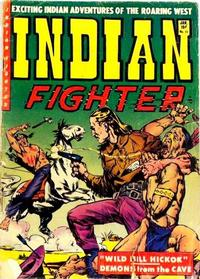 Cover Thumbnail for Indian Fighter (Youthful, 1950 series) #11