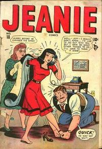 Cover Thumbnail for Jeanie Comics (Marvel, 1947 series) #18