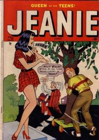 Cover Thumbnail for Jeanie Comics (Marvel, 1947 series) #22