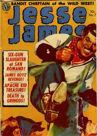Cover Thumbnail for Jesse James (Avon, 1950 series) #7