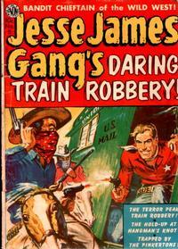 Cover Thumbnail for Jesse James (Avon, 1950 series) #8