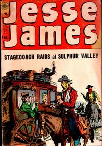 Cover Thumbnail for Jesse James (Avon, 1950 series) #21