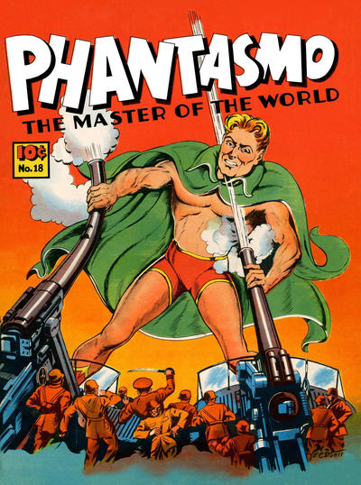 Cover for Large Feature Comic (Dell, 1939 series) #18
