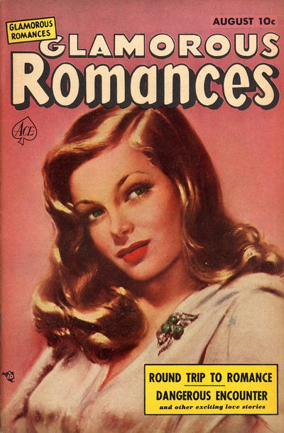 Cover for Glamorous Romances (Ace Magazines, 1949 series) #63