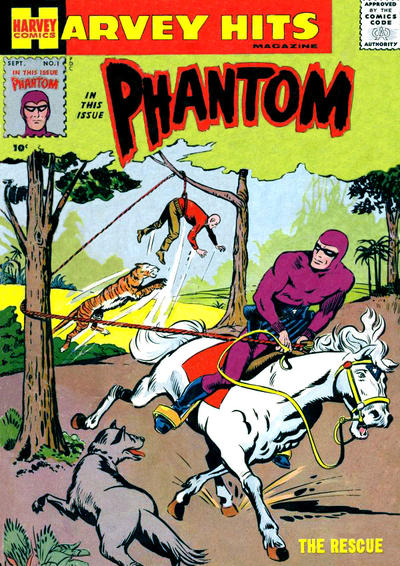 Cover for Harvey Hits (Harvey, 1957 series) #1