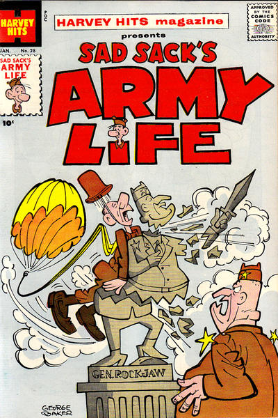 Cover for Harvey Hits (Harvey, 1957 series) #28