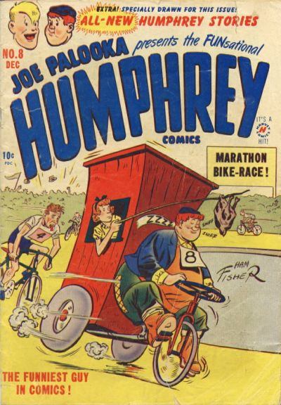 Cover for Humphrey Comics (Harvey, 1948 series) #8