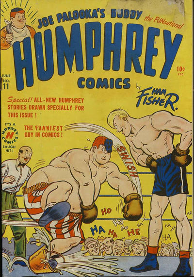 Cover for Humphrey Comics (Harvey, 1948 series) #11