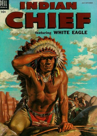 Cover for Indian Chief (Dell, 1951 series) #15