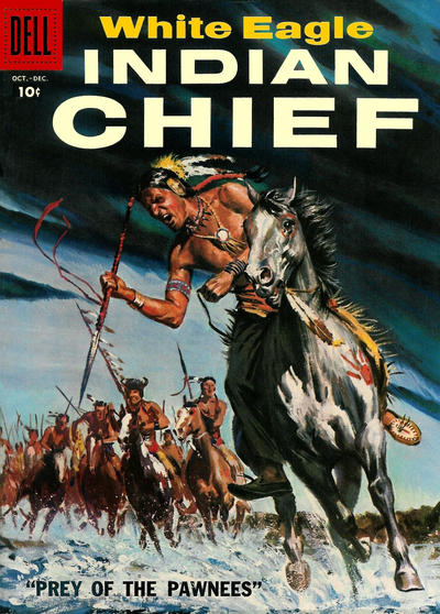 Cover for Indian Chief (Dell, 1951 series) #28