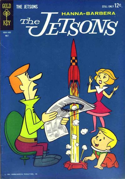 Cover for The Jetsons (Western, 1963 series) #9