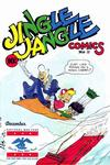Cover for Jingle Jangle Comics (Eastern Color, 1942 series) #18
