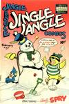 Cover for Jingle Jangle Comics (Eastern Color, 1942 series) #37