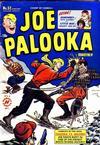 Cover for Joe Palooka Comics (Harvey, 1945 series) #52